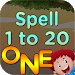 Download Kids 1 to 20 Numbers Spelling 2.0 APK