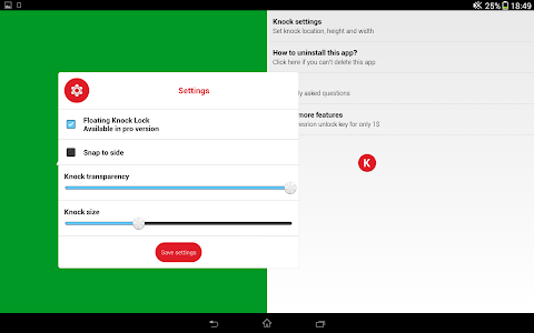 Download Knock Lock 1.12 APK