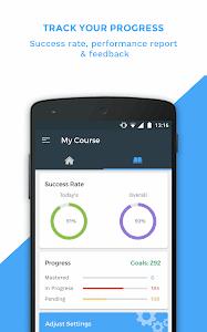 screenshot of Learn, Play & Improve English version 1.5.0