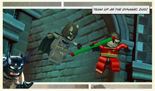 screenshot of LEGO ® Batman: Beyond Gotham version Varies with device
