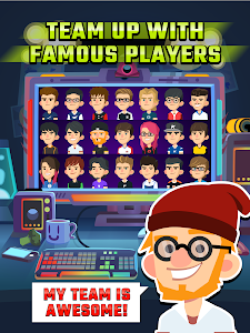 Download League of Gamers - Be an E-Sports Legend! 1.1.8 APK