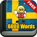 Download Learn Swedish Vocabulary - 6,000 Words 5.55 APK