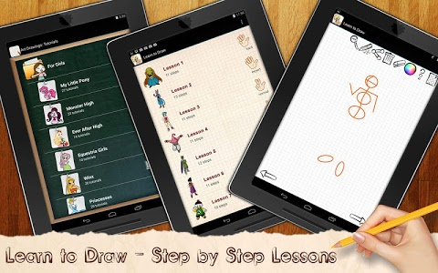 Download Learn To Draw Dragon Ball Z 3.01 APK