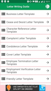 Download Letter Writing Guide 2018 12.0.0 APK