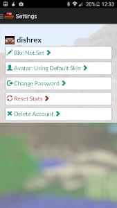 screenshot of Lifeboat+ version 2.9.1