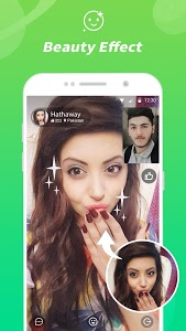 screenshot of LivU: Meet new people & Video chat with strangers version 1.1.11