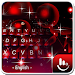 Download Live 3D Sparkling Red Star Keyboard Theme 6.8.18.2018 APK