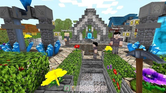Download Live Craft : Crafting and survival 1.23.3 APK
