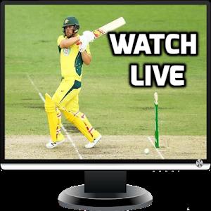 screenshot of Cricket Live Streaming TV version 1.0.1