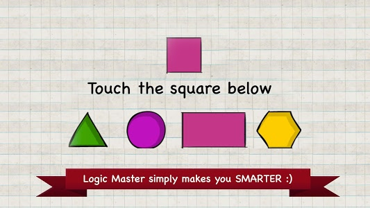 screenshot of Logic Master 1 - Mind Twist version 1.0.44