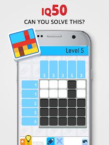 Download Logic Pic ✏️ - Picture Cross & Nonogram Puzzle 2.17 APK