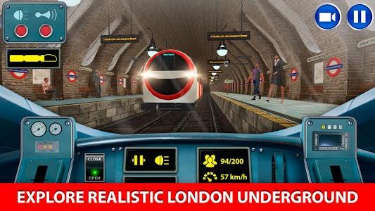 Download London Subway Train Simulator 2.3.2 APK