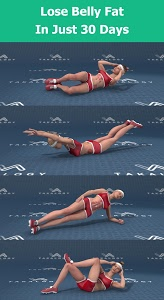 Download Lose Belly Fat - Workout for Women 1.0.4 APK