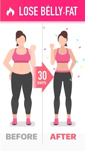 Download Lose Belly Fat in 30 Days - Flat Stomach 1.0.8 APK