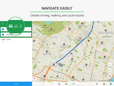 Download MAPS.ME – Offline Map and Travel Navigation 8.4.5-Google APK
