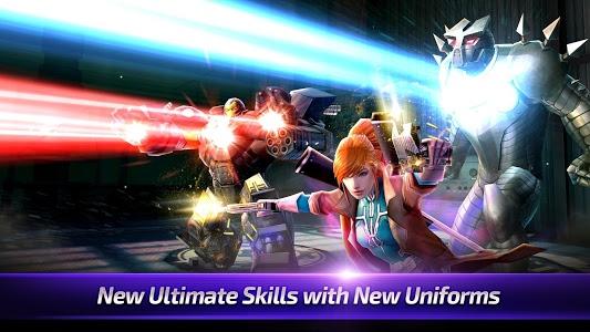 screenshot of MARVEL Future Fight version 2.0.0
