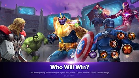 Download MARVEL Future Fight 4.5.0 APK