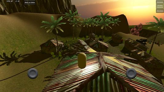 screenshot of MR Level Editor version 1.34