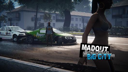 Download MadOut2 BigCityOnline 5.9 APK