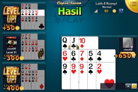 screenshot of Mango Capsa Susun version 1.3.6.0