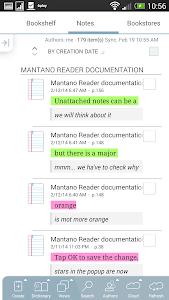 Download Mantano Ebook Reader Premium 2.5.1.16 APK