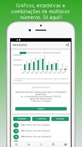 screenshot of MegaSena UP - Mega da Virada! version 0.0.2
