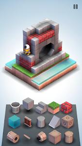 screenshot of Mekorama version 1.1