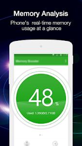 screenshot of Memory Booster - RAM Optimizer version Varies with device