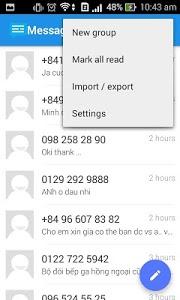 Download Messaging SMS 2.1.6.3805.01 APK
