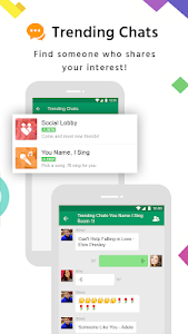 screenshot of MiChat - Free Chats & Meet New People version 1.0.1