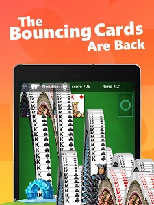 screenshot of Microsoft Solitaire Collection version 4.2.11161.0