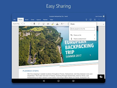 Download Microsoft Word  APK