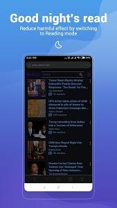 screenshot of Mint Browser - Lite, Fast Web, Safe, AdFree version 1.3.3