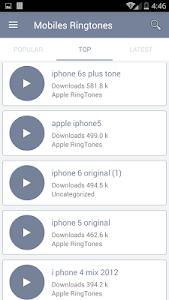 Download Mobiles Ringtones Download All Mp3 Ringtones Free 1.46 APK