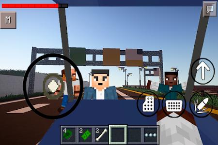 Download Mod GTA 5 for Minecraft 1.1.0 APK