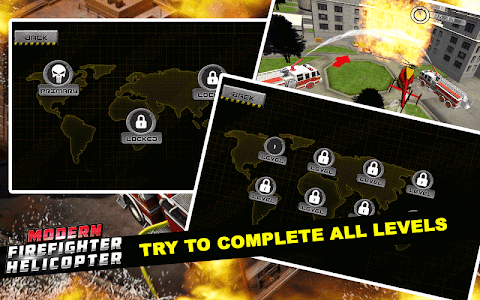 Download Modern Firefighter Helicopter 2.5 APK