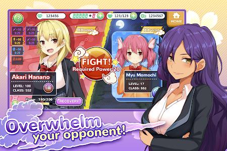 screenshot of Moe! Ninja Girls version 1.6.7