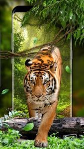 Download Moving Tiger Live Wallpaper 2102100 APK