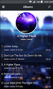 screenshot of Mp3 player version 1.18.3811.06