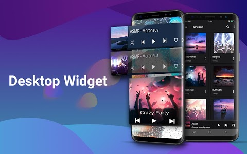 screenshot of Music Player for Android-Audio version 2.7.2