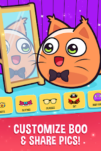 screenshot of My Boo - Your Virtual Pet Game version 2.11.3