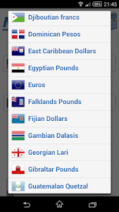 Download My Currency Converter 2.6 APK