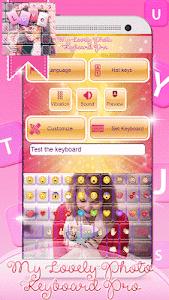 Download My Lovely Photo Keyboard Pro 3.0 APK
