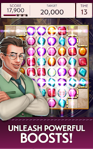 screenshot of Mystery Match – Puzzle Adventure Match 3 version 1.89.0
