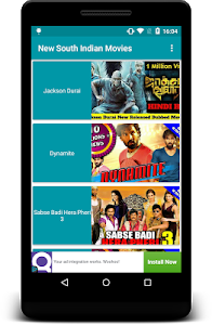 Download New South Indian Movies 1.2 APK