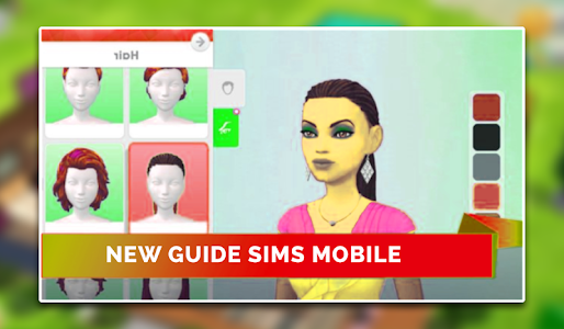 Download New The Sims Mobile Guide ! 1.0 APK