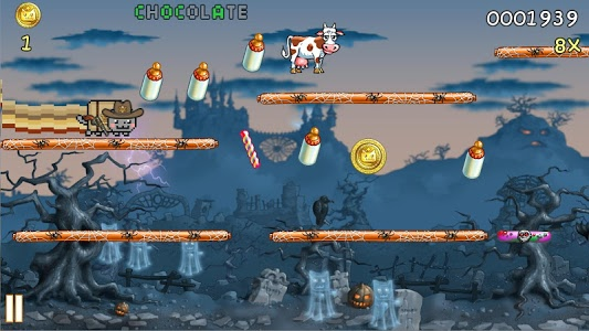 screenshot of Nyan Cat: Lost In Space version 10.3.2