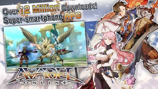 Download Online RPG AVABEL [Action] 6.24.0 APK