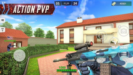 Download Special Ops: Gun Shooting - Online FPS War Game 1.81 APK