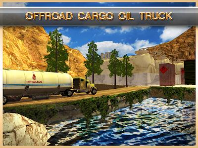 Download Off Road Cargo Oil Truck 1.5 APK